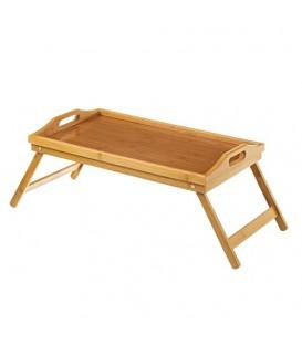 Bandeja cama plegable con patas
