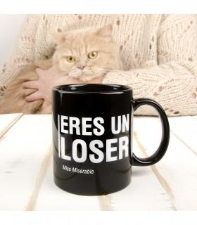 Taza Existencialista - Eres un loser
