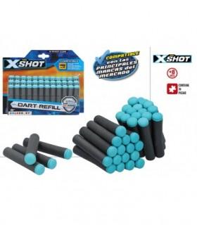X-SHOT EXCEL PACK 36 DARDOS