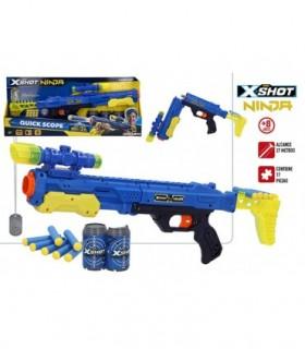 X-SHOT EXCEL NINJA RIFLE