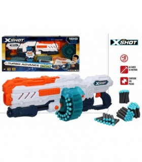 X-SHOT EXCEL RIFLE TURBO ADVANDE