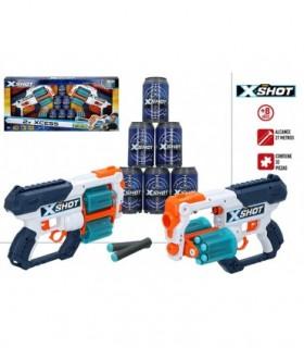 X-SHOT EXCEL PK 2 PISTOLAS XCESS