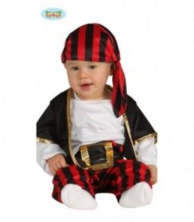 DISFRAZ PIRATA BABY