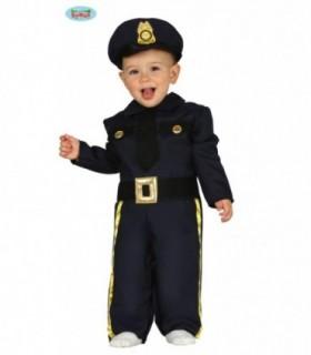 DISFRAZ POLICIA BABY