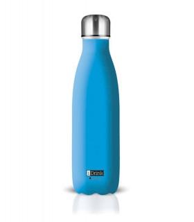 I-Drink - Botella térmica 500 ml - Azul
