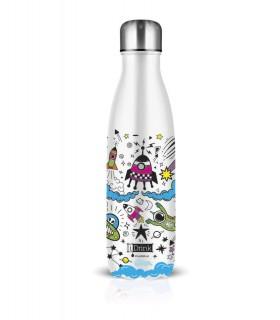 I-Drink - Botella térmica 500 ml - Dibujos