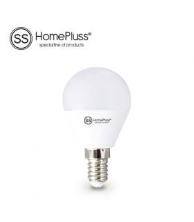 Lámpara Esférica LED 6W E14 230V