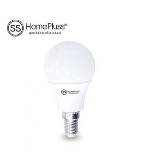 Lámpara Esférica LED 7,5W E14 230V