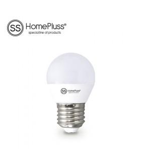 Lámpara Esférica LED 6W E27 230V
