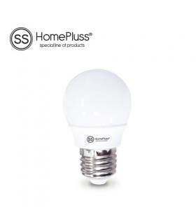 Lámpara Esférica LED 7,5W E27 230V