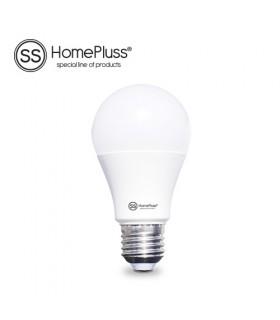 Lámpara aluminio estándar LED 11W E27 230V