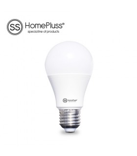 Lámpara aluminio estándar LED 14W E27 230V