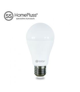 Lámpara aluminio estándar LED 17W E27 230V