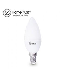 Lámpara Vela LED 4W 230V E14