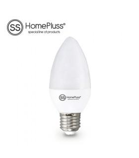 Lámpara Vela LED 7,5W 230V E14