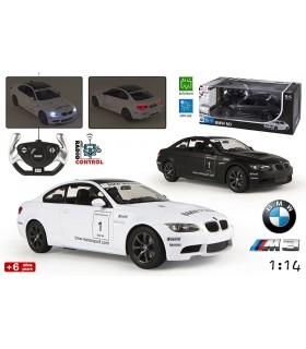 COCHE R/C 1:14 BMW M3 NEGRO