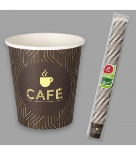 S/100 VASO CARTON DECOR 120 CC