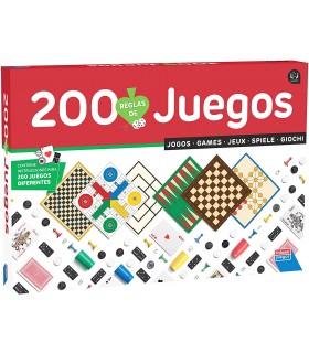 Falomir - 200 Juegos Reunidos, Multicolor