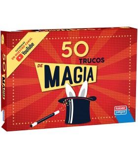 Falomir- Caja Magia 50 Trucos, Multicolor