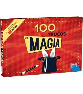 Falomir Caja 100 Trucos, Juego de Mesa, Magia