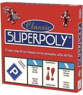 Falomir Superpoly, Juego de Mesa, Clásicos, Multicolor