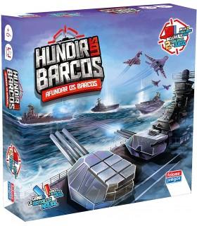 Falomir Hundir los Barcos Mesa. Juegos Clásicos