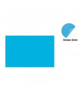 Plancha de Goma Eva 40x60cm, Azul claro
