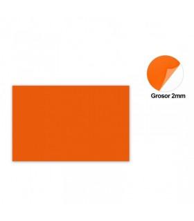 Plancha de Goma Eva 40x60cm, Naranja