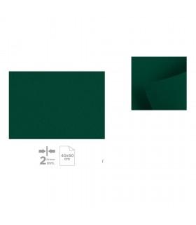 Plancha de Fieltro 40x60, Verde oscuro