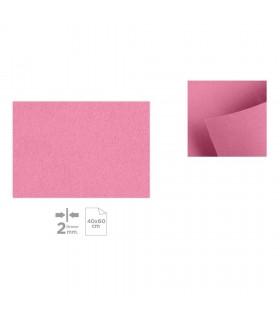 Plancha de Fieltro 40x60, Rosa