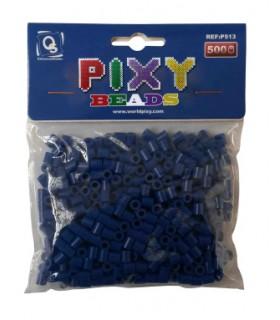 Pixy Hama Beads, Azul oscuro, 500 áprox