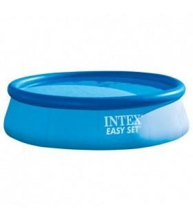 PISCINA 366X76 CM - 5.621 LITROS HINCHABLE INTEX EASY SET