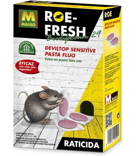 Roe-Fresh Raticida Fresco atrayente 150gr