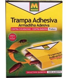 Preben - Trampa adhesiva para cucarachas