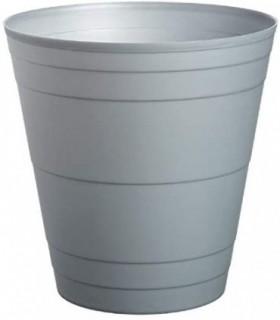 Papelera de Plástico Fabricado en Materiales Reciclados Libre de BPA