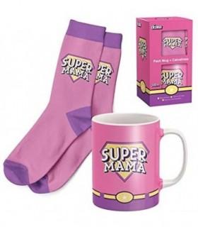 Pack regalo dia de la madre - taza + calcetines