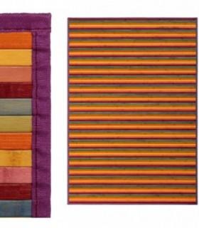 Alfombras de Salón Bambú Natural (Multicolor)