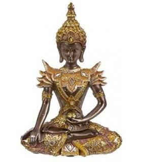 Figura Decorativa de Buda (D) 24cm