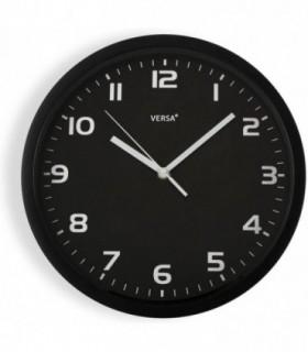 Reloj de Cocina para la Pared (Negro)