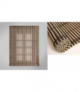 Persiana de Bambú Interior (Marron)