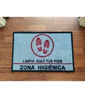 Felpudo Desinfectante para Calzado 42x65 cm