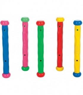 Conjunto juego acuático 5 sticks