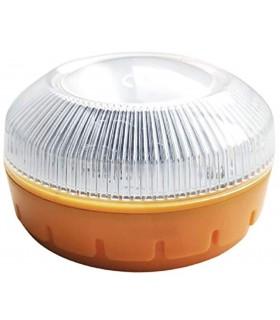 TIENDA EURASIA® Luz de Emergencia V16 Homologada - Luz de Preseñalización de Peligro - Autorizada por la DGT