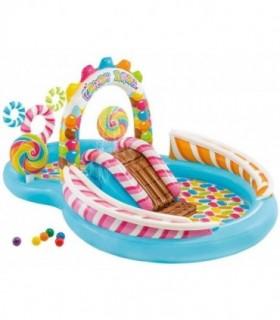 Centro de juegos hinchable Candy Zone 295 x 191 x 130 cm