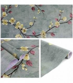 Pack 2 Rollos Adhesivos para Muebles (Flores 75947)