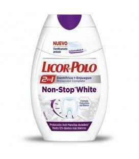 LICOR DEL POLO DETRIFRICO ENJUAGUE NON STOP WHITE